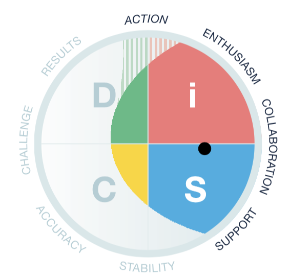 What are the DiSC® Personality Types?
